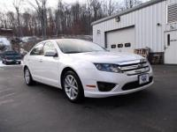 Great car at a great price! This Fusion SEL gives you