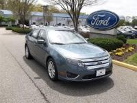 CLEAN CARFAX 1 OWNER CORPORATE LEASE VEHICLE2012 FUSION