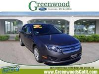 New Arrival! This 2012 Ford Fusion SE will sell fast