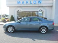 *One Owner and Ford Certified. Fusion SEL, 2.5L I4,