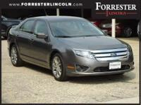 2012 Ford Fusion SE Sterling Gray Metallic, 1-OWNER!!,