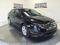Look at this 2012 Ford Fusion SE. It has an Automatic