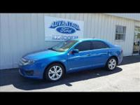 SE appearnace package with tinted windows. Blue