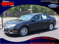 Take a look at our beautiful 2012 Ford Fusion SEL. This