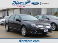 2012 Ford Fusion 4 Dr Sedan SEL Our Location is: Diers