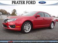 2012 Ford Fusion 4 Dr Sedan SEL Our Location is: Prater