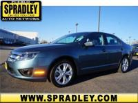 2012 Ford Fusion 4dr Car SE Our Location is: Spradley