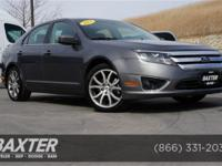 2012 Ford Fusion 4dr Car SEL Our Location is: Baxter