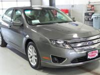 Have a look at our gorgeous 2012 Ford Fusion SEL. This