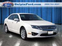 2012 Ford Fusion 4dr Car SEL Our Location is: Galpin