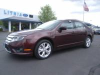 2012 Ford Fusion 4dr Front-wheel Drive Sedan SE SE Our