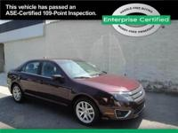 2012 Ford Fusion 4dr Sdn SEL FWD 4dr Sdn SEL FWD Our