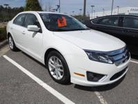 This 2012 Ford Fusion 4dr 4dr Sdn SEL FWD Sedan