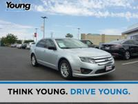 2012 Ford Fusion S. Move quickly! Welcome to Young Auto