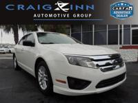 PREMIUM & KEY FEATURES ON THIS 2012 Ford Fusion