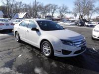 2012 Ford Fusion and 2 Years of Maintenance Included. A