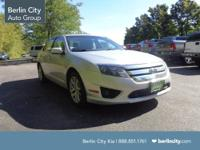 This 2012 Ford Fusion is the sel trim level and it is