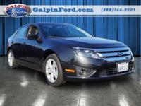 2012 Ford Fusion SE 4D Sedan SE Our Location is: Galpin