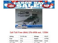 2012 Ford Fusion Sterling Gray Metallic SE 4dr Sdn SE