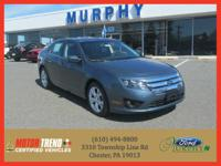 This 2012 Ford Fusion 4dr Sdn SE FWD is proudly offered