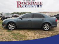 Don't let this awesome 2012 Ford Fusion SE get away,
