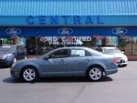 Exterior Color: steel blue metallic, Body: Sedan,