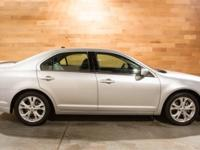 New Price! Silver 2012 Ford Fusion SE FWD 6-Speed