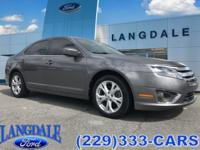 Sterling Gray Metallic 2012 Ford Fusion SE 5-Passenger