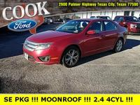 THIS ONE HAS THE SE PACKAGE***MOONROOF***2.5