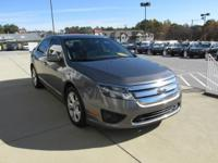 We are excited to offer this 2012 Ford Fusion. This