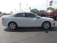 This used 2012 Ford Fusion in Alliance, OH is worth a