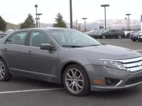 Fusion SE, 4D Sedan, 2.5L I4, 6-Speed Automatic, FWD,