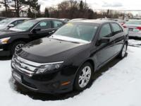 Score a deal on this 2012 Ford Fusion SE before someone