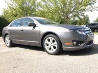 New Price! Fusion SE, 4D Sedan, 2.5L I4, 6-Speed