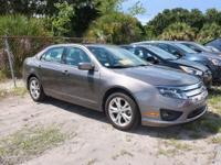 2012 Ford Fusion SE FWD 6-Speed Automatic 2.5L I4