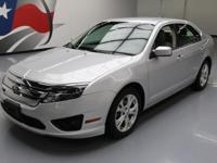 2012 Ford Fusion with 2.5L I4 Engine,Automatic