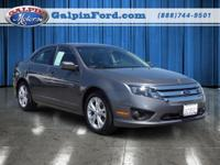 2012 Ford Fusion SE Sedan FWD SE Our Location is: