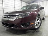 Exterior Color: maroon, Body: Sedan 4dr Car, Engine: