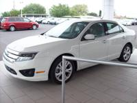 2012 Ford Fusion SE 30K Mi.---- 6-Speed Automatic with