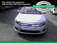 2012 FORD FUSION SEDAN 4 DOOR SEL Our Location is: Gus