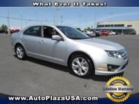 2012 Ford Fusion Sedan SE Our Location is: Auto Plaza