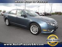 2012 Ford Fusion Sedan SEL Our Location is: Auto Plaza
