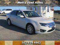 2012 Ford Fusion SEL, **0 Accidents, This vehicle is