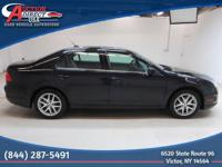 Come check out this One Owner 2012 Ford Fusion SEL with