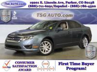 **** JUST IN FOLKS! THIS2012 FORD FUSION SELHAS JUST