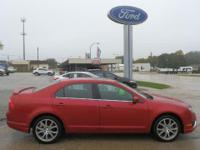 Exterior Color: red candy metallic, Body: Sedan,
