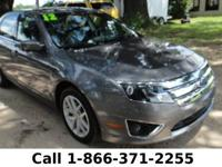 2012 Ford Fusion SEL Features: 23k miles - 2 power
