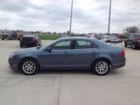 Exterior Color: steel blue, Body: Sedan 4dr Car,