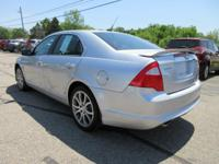 Options:  2012 Ford Fusion Sel|Ingot Silver