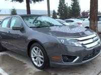 Sterling Gray Metallic exterior, SEL trim. EPA 33 MPG
